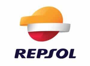 Repsol tipos de logotipo